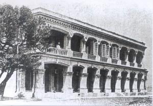 香港の歴史的な建造物1