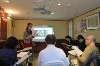 第1回「中国語カラオケ講座」Pasona Education Co.,Ltd主催