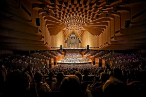 ブランデンブルク交響楽団の演奏会