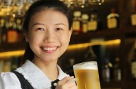 深セン日本料理「龍の酒場」の看板娘、明美さん