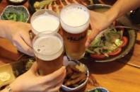 忘年会・新年会は上環(ションワン)の居酒屋「無敵家」で