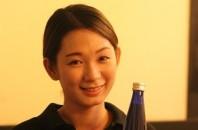 深センにある「日本料理 一幸」のカンバン娘、春さん