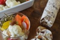 「ナッツとドライフルーツの料理」キレイをつくるレシピ