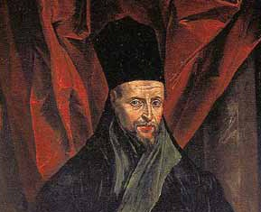 イエズス会の宣教師ニコラ・トリゴー