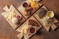 スターターとポテトが食べ放題のランチセット登場「ブルーブッチャー」中環(セントラル)