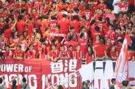 引き分けなのにファンが大歓喜!サッカー香港vs中国@旺角スタジアム