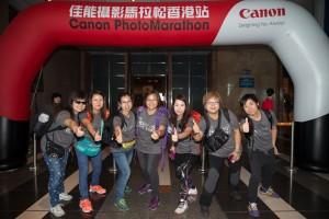 キャノンフォトマラソン2015香港