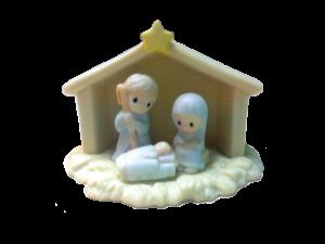 赤ちゃんの人形