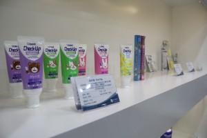 歯磨き粉販売