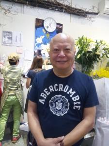 Clingo Floristオーナー