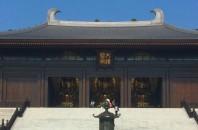 太埔(タイポー)のパワースポット「慈山寺」
