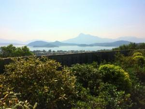 大埔の美しい風景