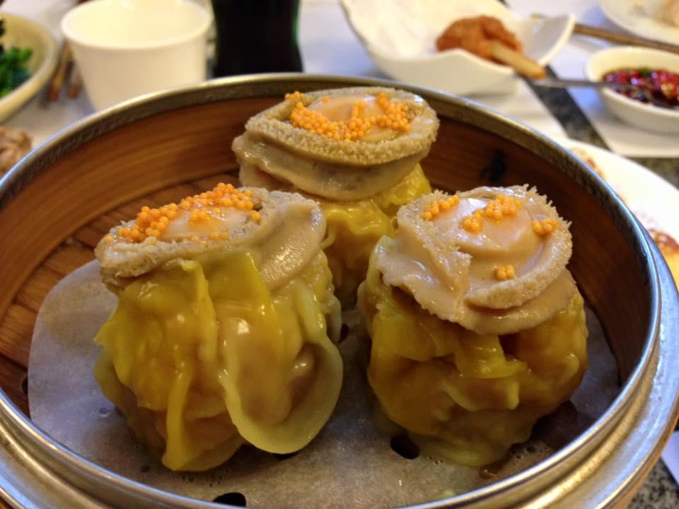 譽滿坊のシュウマイ