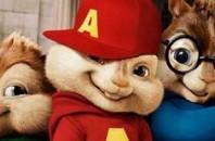 ちびっ子シマリス大騒動!「Alvin and the Chipmunks」上映