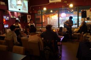 ミュージックカフェ