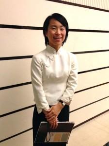 香港日本人倶楽部合唱団 コンサート広報の加藤さん