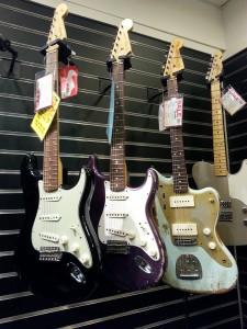 TOM LEEのギター
