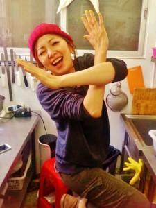 Lia Cafe(松山珈琲屋)オーナー