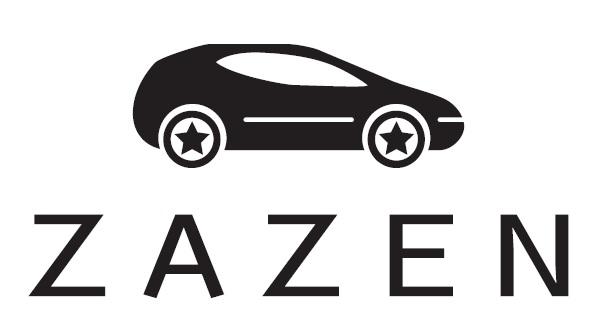 ZAZENロゴ