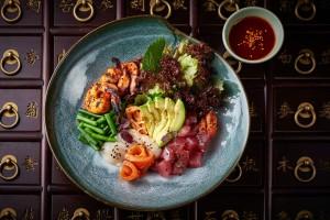 Jinjuuのサラダ