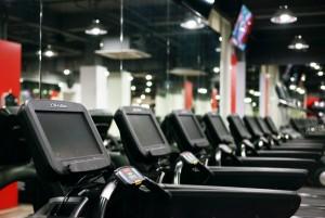 Utime Fitness Studiosのジム機械
