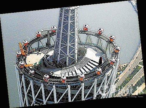 眺望もアトラクションもケタ外れ!広州を象徴する「広州タワー」 - 広東総合投稿