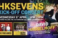 HKSEVENS Kick-Off Concert