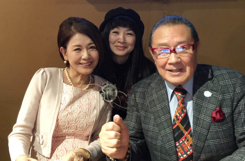 ひし美さんと森次さん