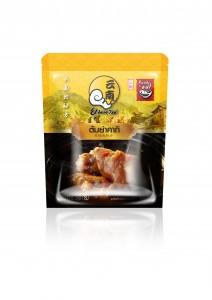 Spicy Pork Kunckle Soup