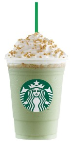 Key Lime Pie Frappuccino®