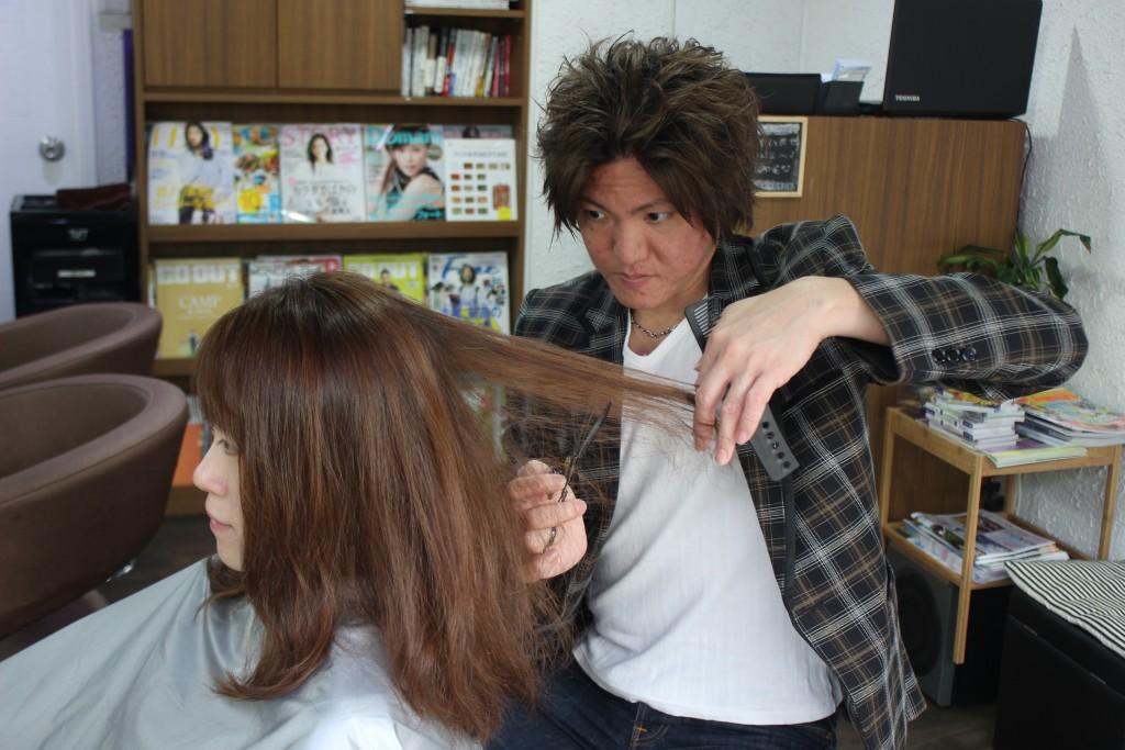 店長 小幡さん