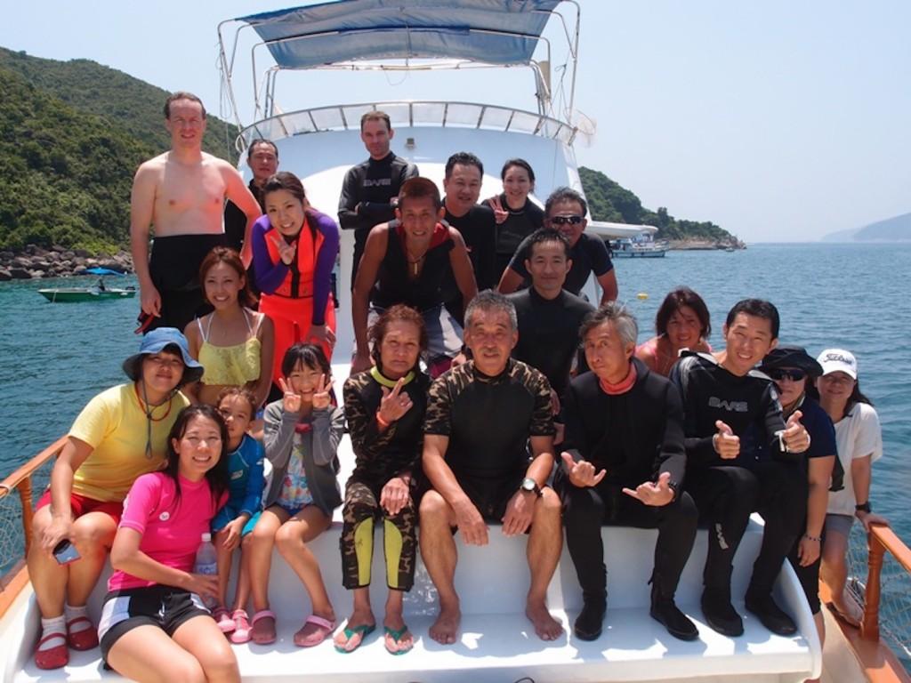 香港ジャパンダイビングクラブ