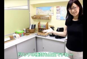 """香港動画落ち着いたレンタルオフィス!""""4SMILE,COWS"""""""