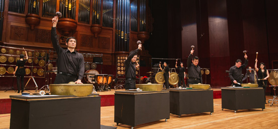 Ju Percussion Group