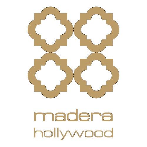 Madera Hollywood Logo Master