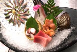 広州グルメ動画 西村 日本料理