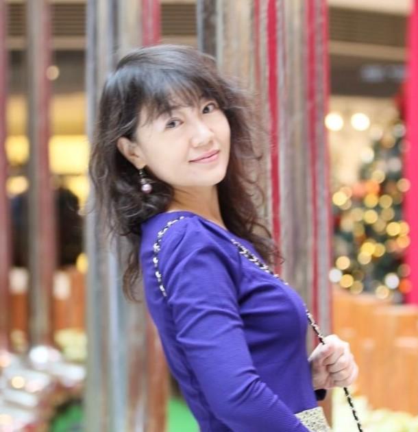 Wang Sisi さん