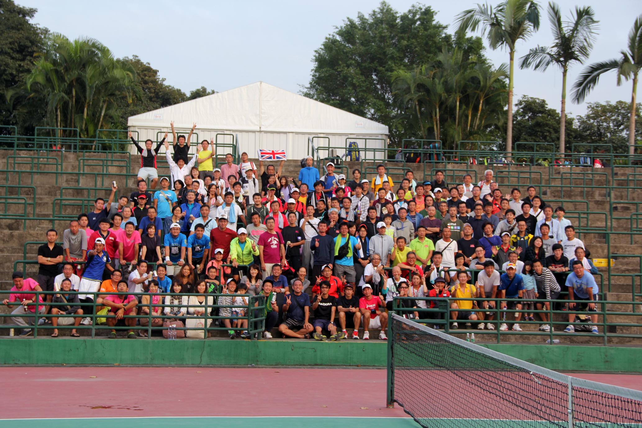 テニス大会
