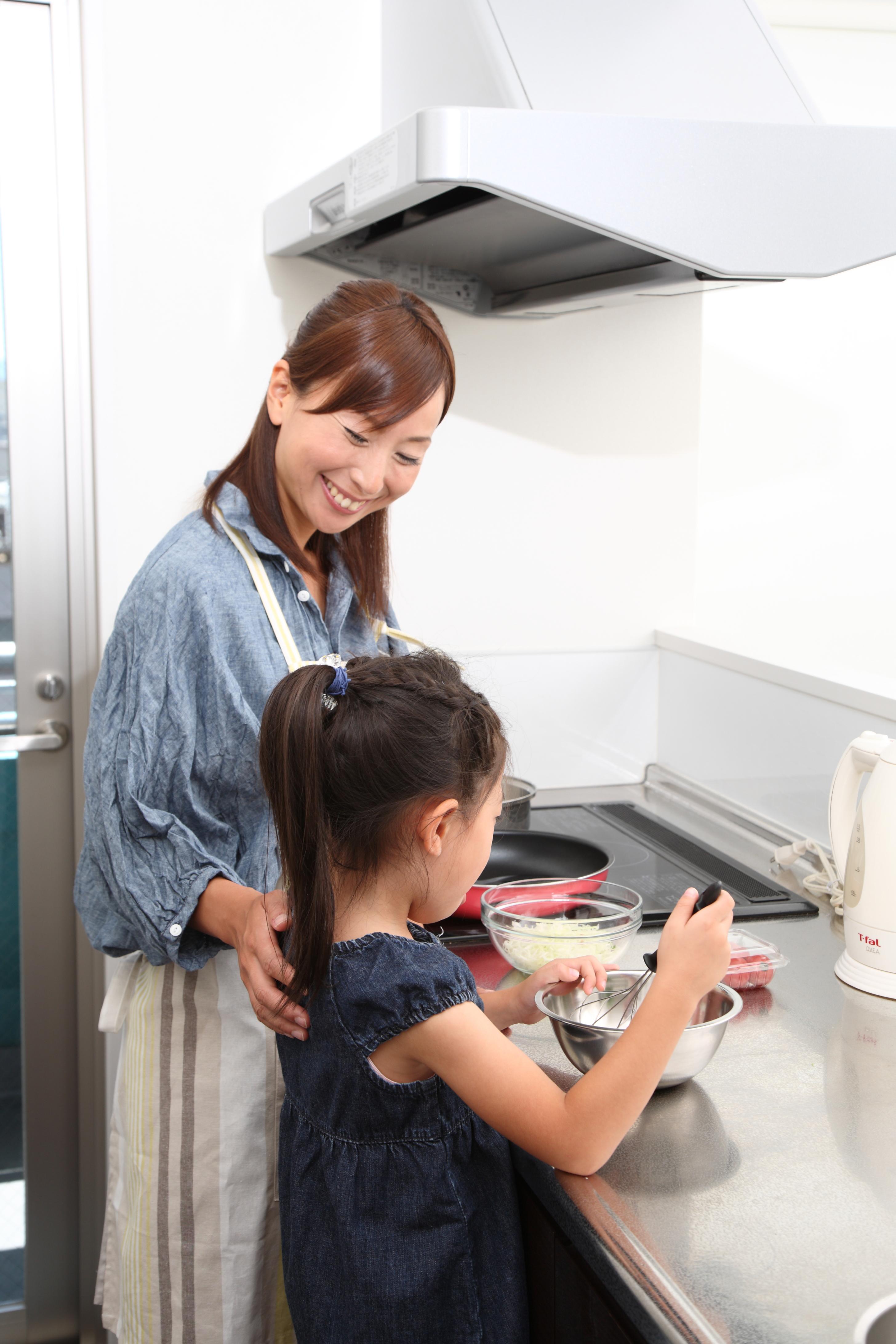 親子キッチン