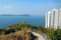 香港島 南へ