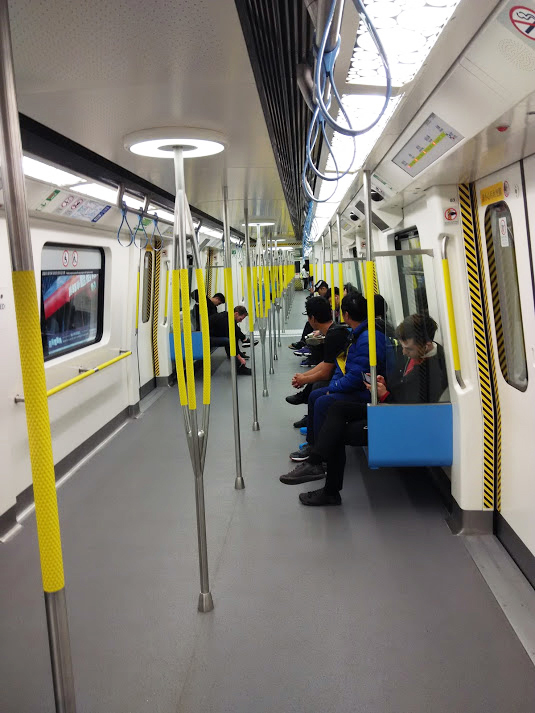 MTR南港島線