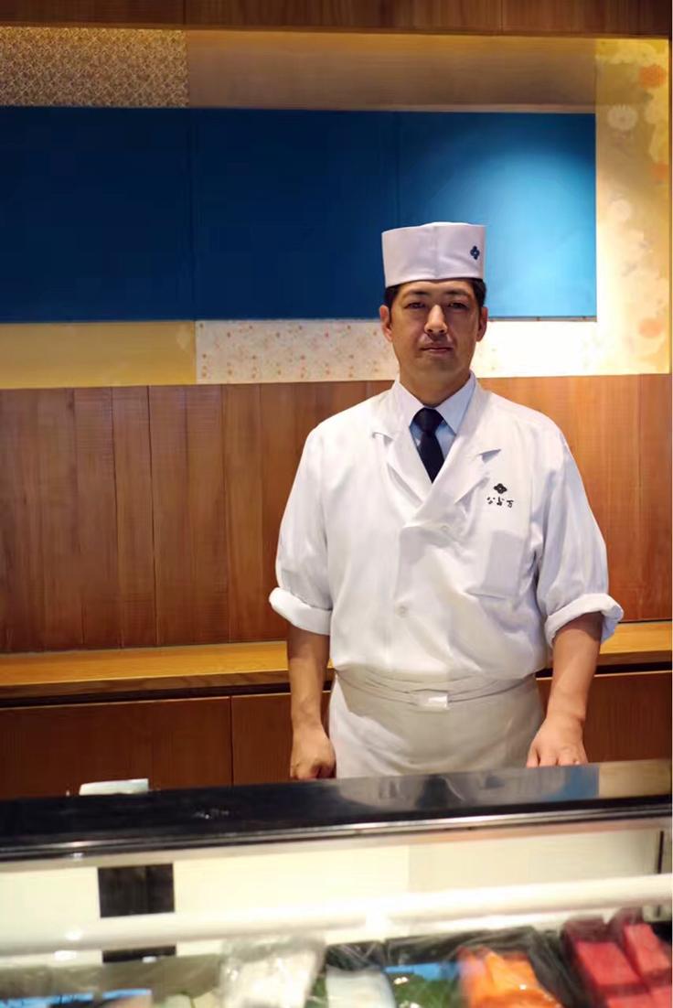 梅澤料理長