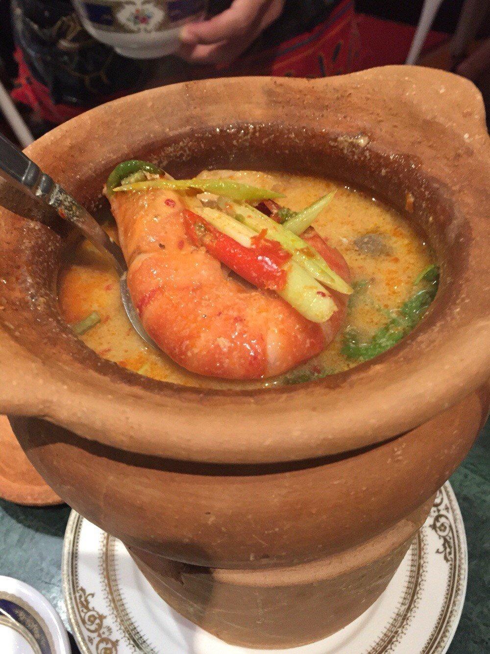 忠誠茶座泰國菜