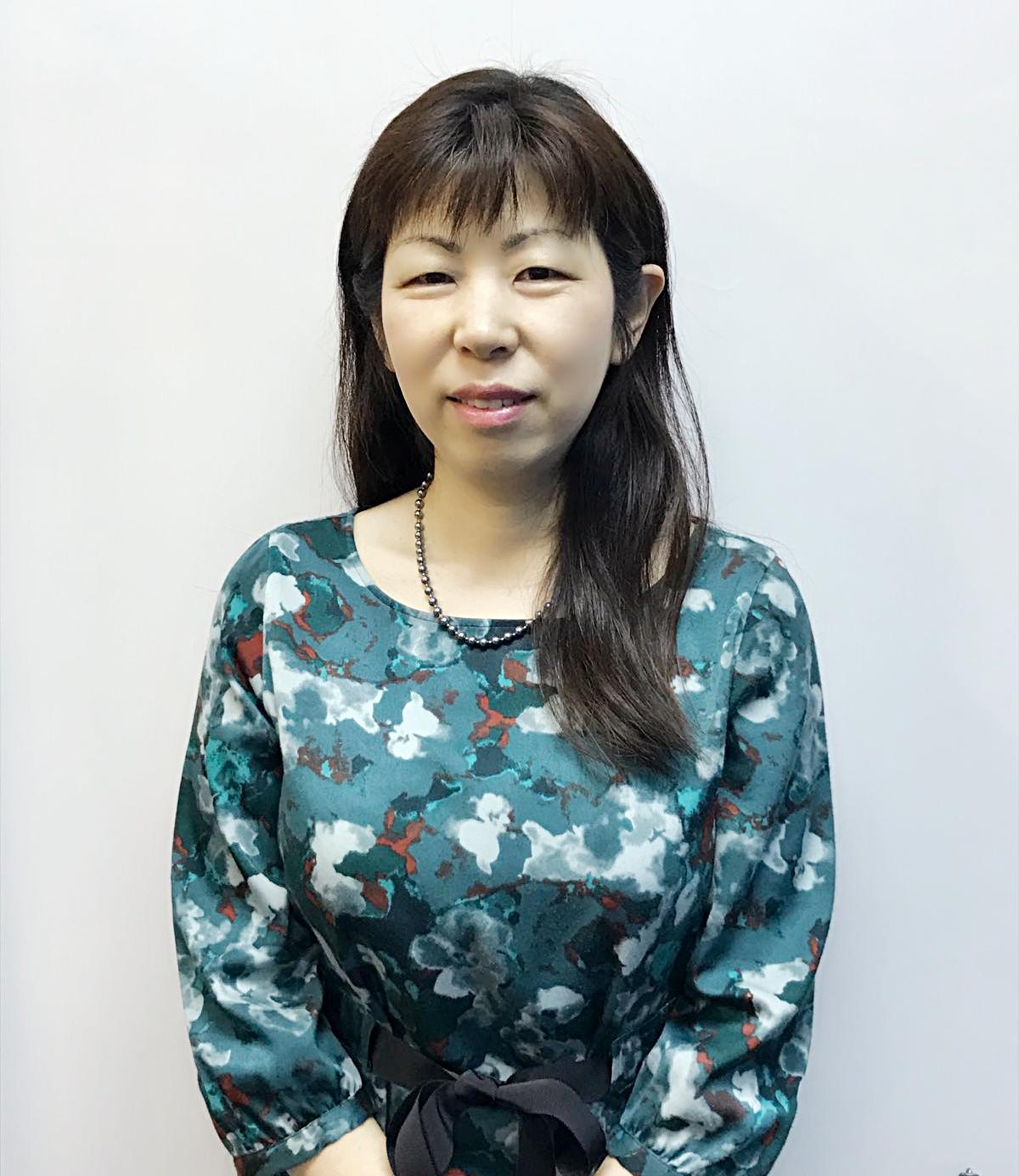 鎌田千賀子