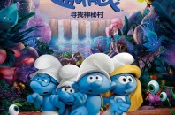 Smurfs:The Lost village