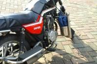 広州(の田舎の)バイク事情