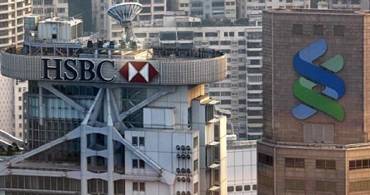 Banks in HK