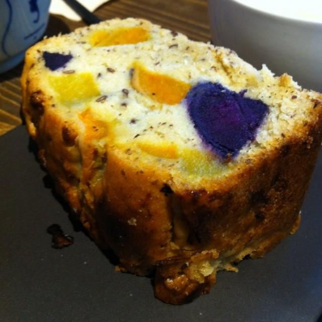 MUM-Vegan Sweet Potato Bread