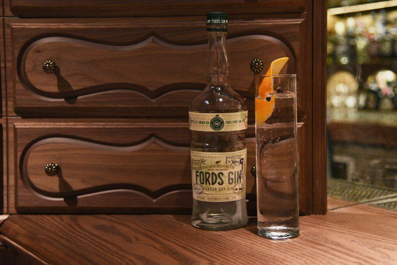 gin &tonic