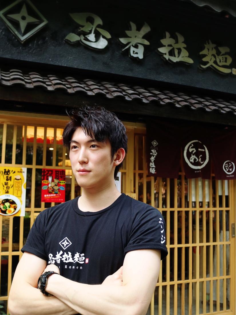 店長の中村さん